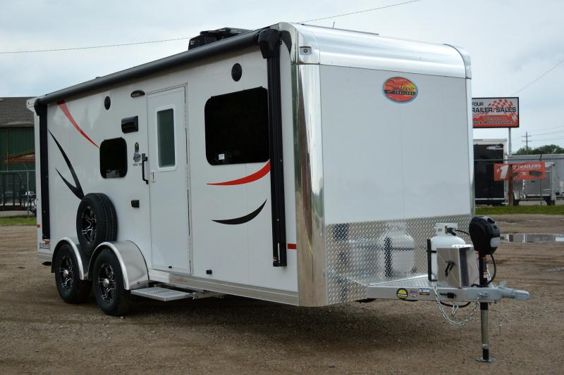 2021 Sundowner Trailers Trail Blazer 1869 Travel Trailer RV