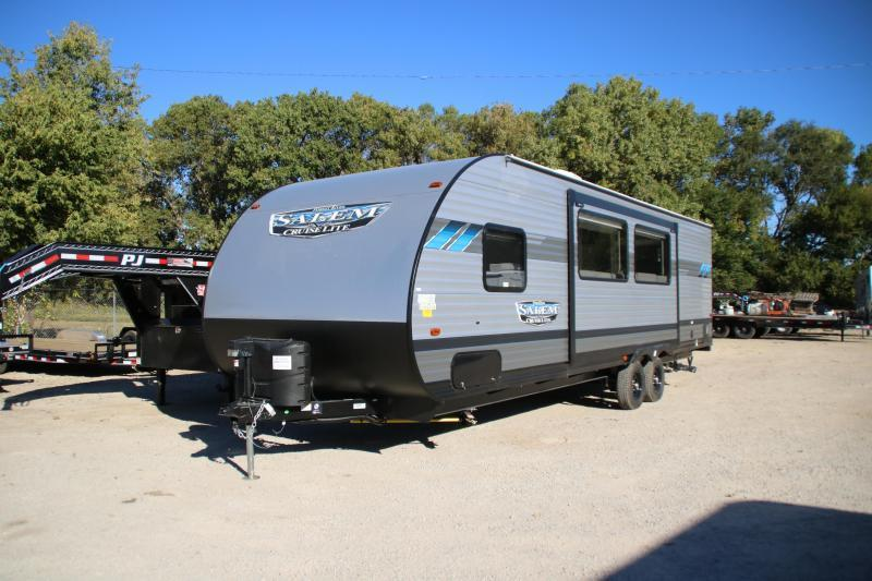 2021 Forest River Salem Cruise Lite 263BHXL Travel Trailer