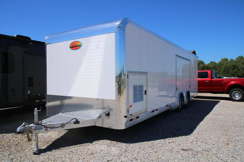 2021 Sundowner Trailers 8.6 x 28 CARGO Enclosed Cargo Trailer