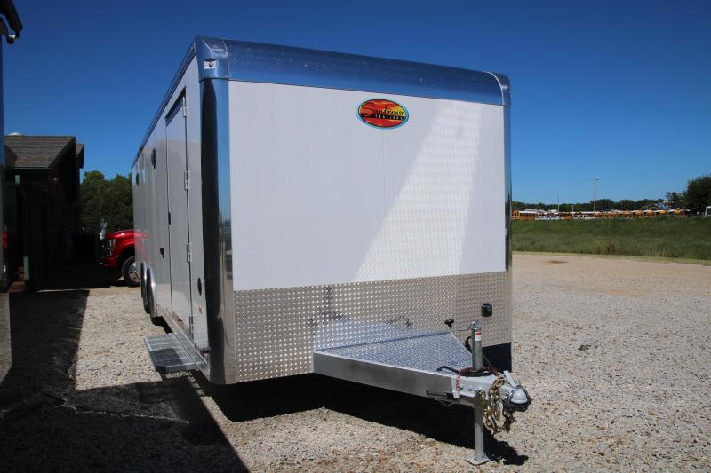 2021 Sundowner Trailers 8.6 x 28 CARGO Enclosed Cargo Trailer