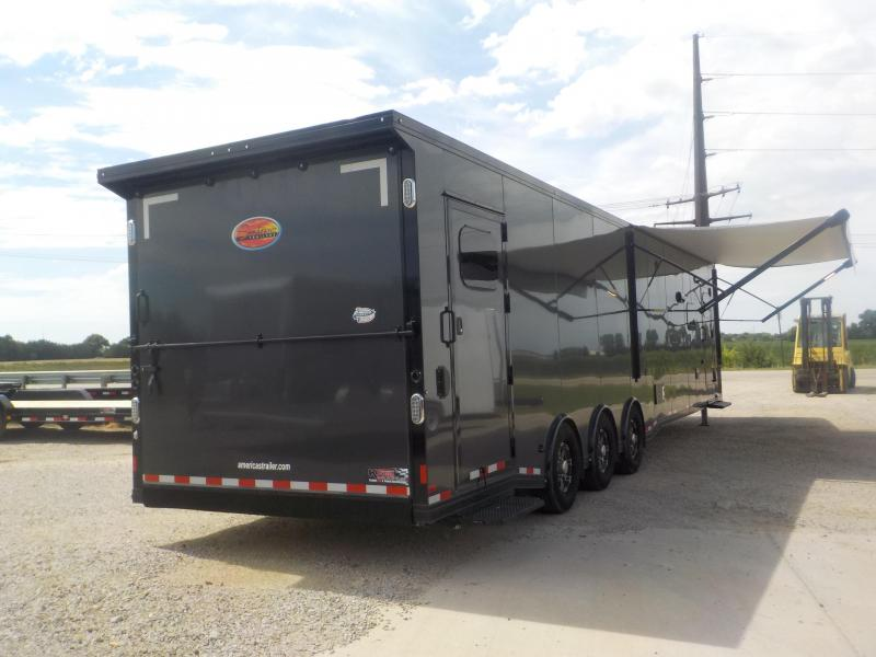2021 Sundowner Trailers Sundowner HORIZON TOY HAULER Toy Hauler RV