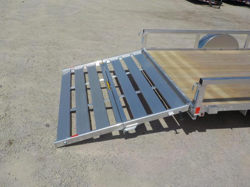 "2020 H and H Trailer RS 76"" X 12ft RS Utility Trailer"