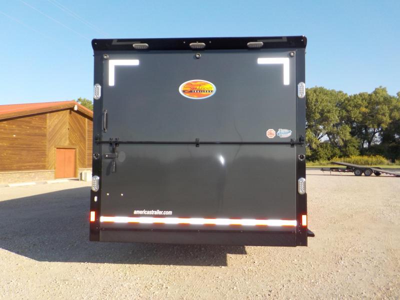 2020 Sundowner Trailers Other 4186OM Toy Hauler RV
