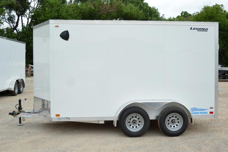 2022 Legend Trailers 7X14TVTA35 Enclosed Cargo Trailer