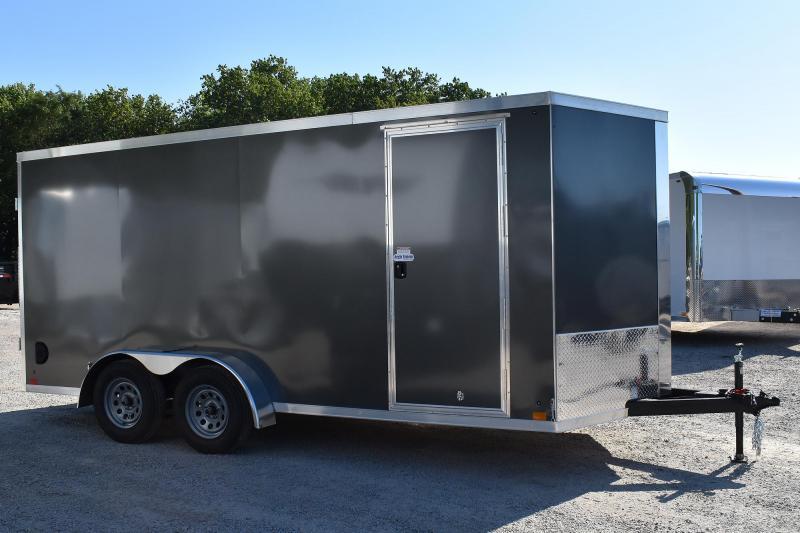 2022 Cross Trailers 716TA-DD Enclosed Cargo Trailer