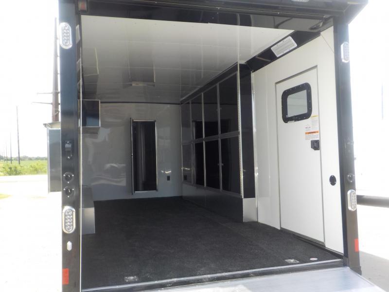 2021 Sundowner Trailer 2586SGM- Toy Hauler Enclosed Cargo Trailer