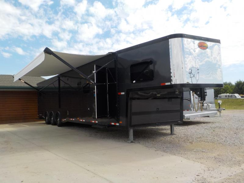2021 Sundowner Trailer 2586SGM- Toy Hauler Enclosed Cargo Trailer