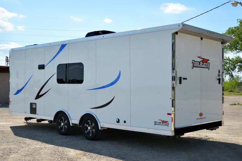 2022 Sundowner Trailers Trail Blazer SUNLITE LQ TOY HAULER Toy Hauler RV