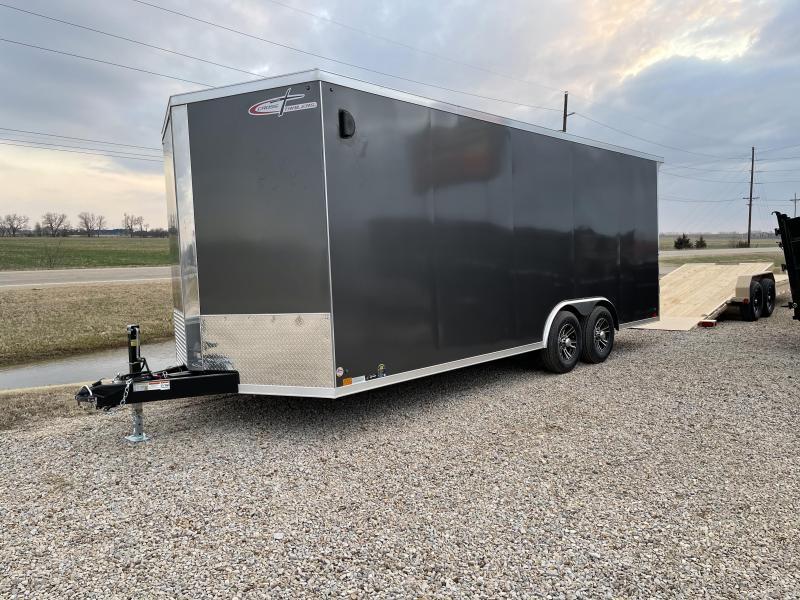 2022 Cross Trailers 8.5 x 20TA Car / Racing Trailer