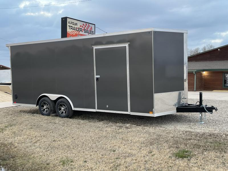 2022 Cross Trailers 8.5 x 20TA Car / Racing Trailer