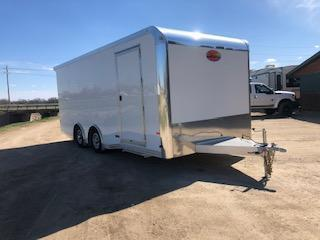 2021 Sundowner Trailers 8.6X20 Cargo Trailer Enclosed Cargo Trailer