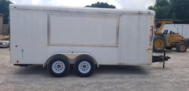 2020 Interstate 6x16 I Series Concession Cargo Trailer 10k
