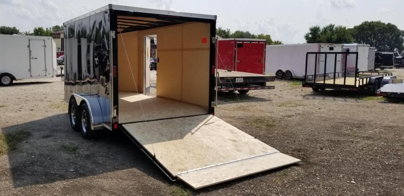 2021 Interstate 7x12 SFC Enclosed Cargo Trailer 7k