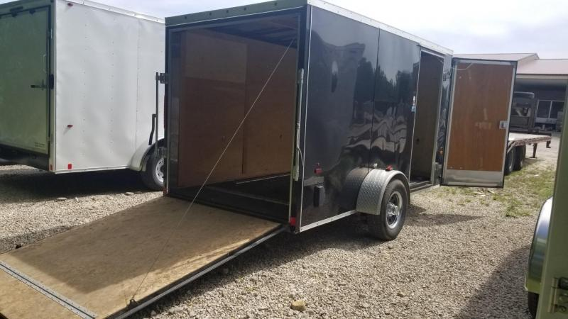 2018 Forest River 6x12 Enclosed Cargo Trailer 3k