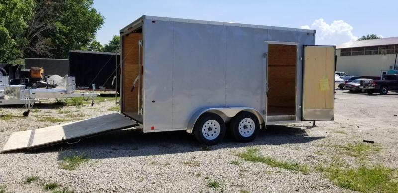 2021 Interstate 7x14 SFC Enclosed Cargo Trailer 7k