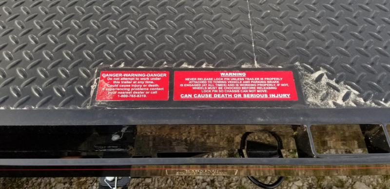 2021 Kwik Load 7x20 Steel Rollback Open Auto Hauler 12k