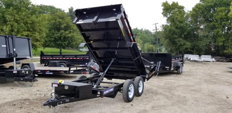 ON ORDER 2021 Sure-Trac 62x10 Single Ram Dump w/Barn Doors 7k