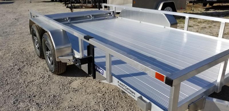 2021 Sure-Trac 7x14 Aluminum Tube Top 7K