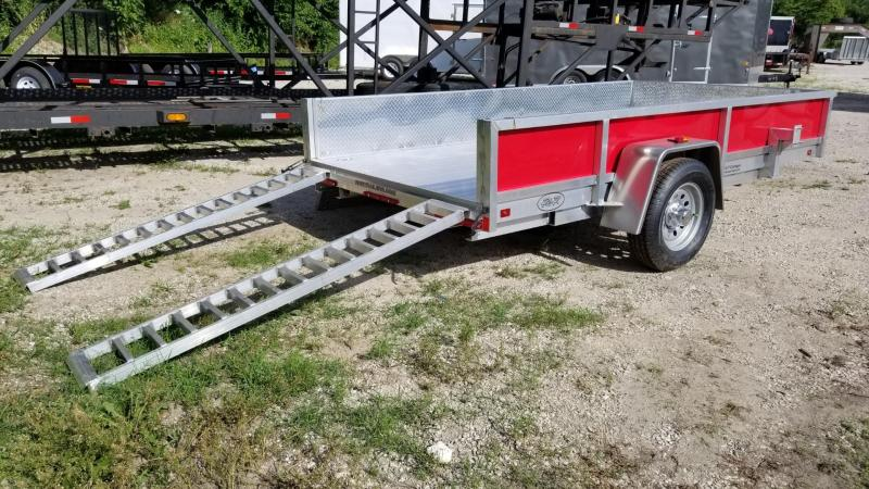 2020 R and R 6x12 ATP All Aluminum Utility Trailer 3K