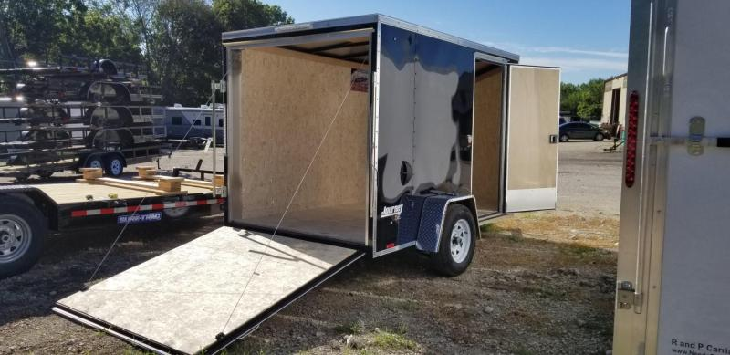 2021 Pace 6x10 Journey SE Enclosed Cargo Trailer 3k