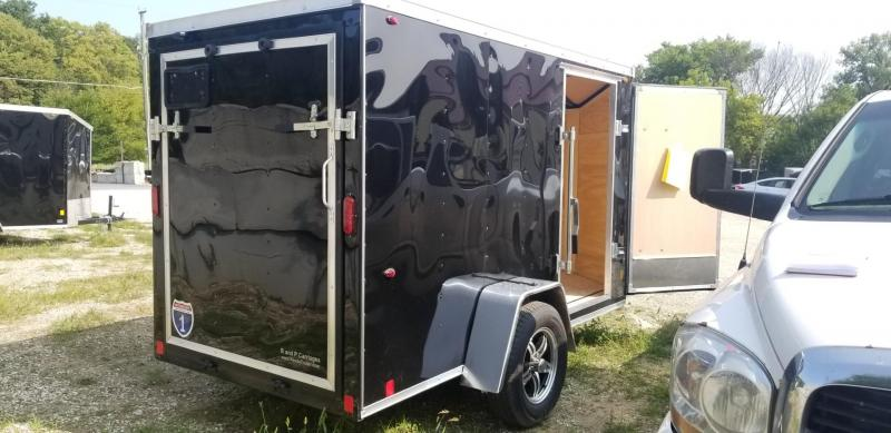 2021 Interstate 5x10 SFC Enclosed Cargo Trailer 3k
