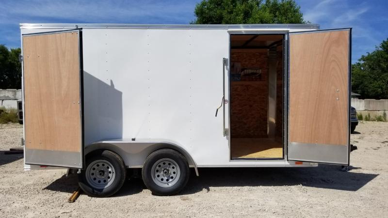 2021 Pace 7x14 Outback Enclosed Cargo Trailer 7k