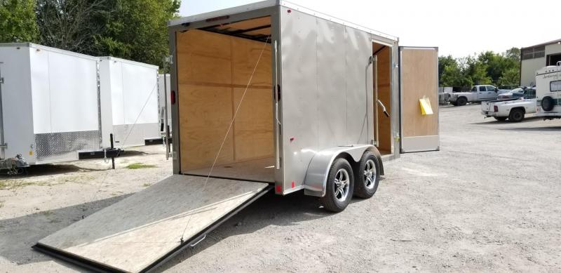 2021 Interstate 6x12 SFC Enclosed Cargo Trailer 7k