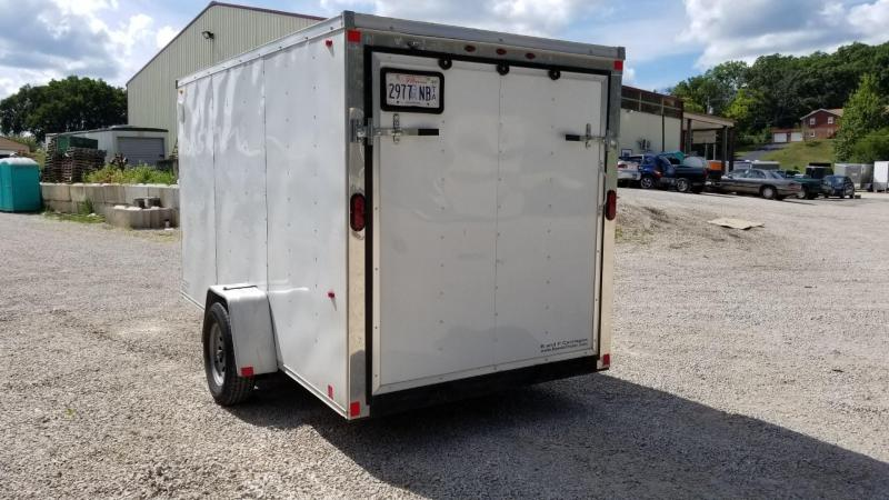FOR RENT ONLY #4 6x12 Interstate Cargo Trailer