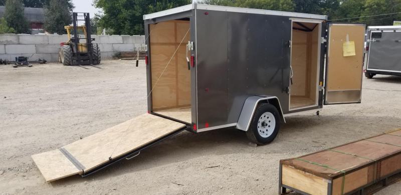 2021 Interstate 5x10 SFC Enclosed Cargo Trailer 3k