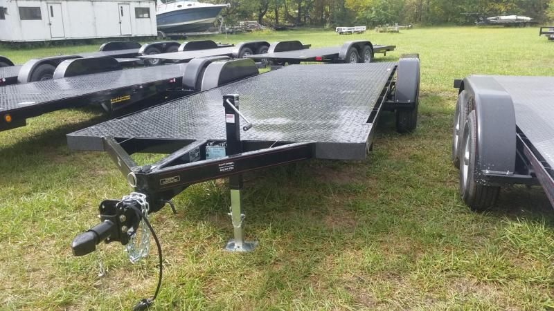 2020 Kwik Load 7x20 Steel Texas Rollback Auto Hauler 10K