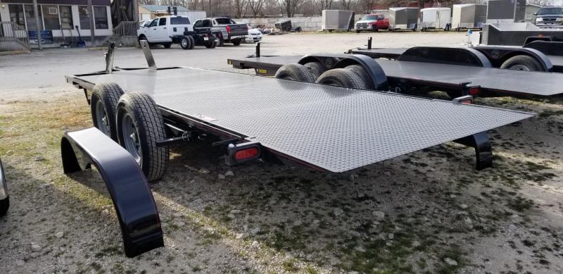 2021 Kwik Load 7x20 Steel Texas Rollback Auto Hauler 10K