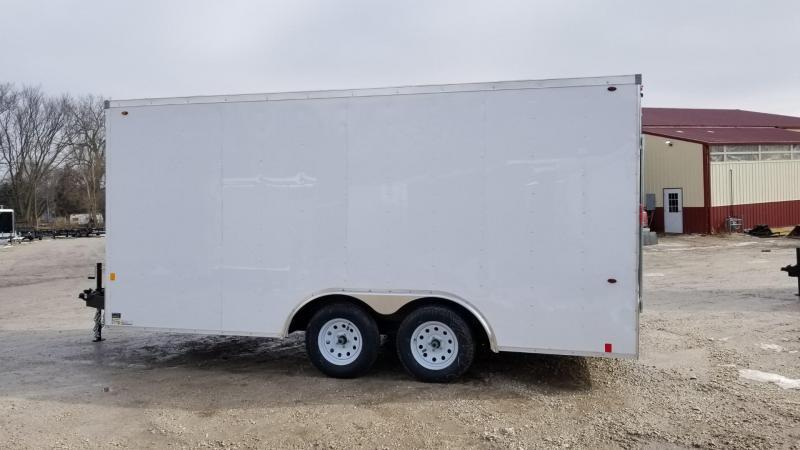 2021 Interstate 8.5x16 SFC Enclosed Cargo Trailer 7k