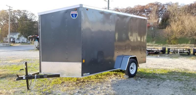 2021 Interstate 6x12 SFC Cargo Trailer 3k
