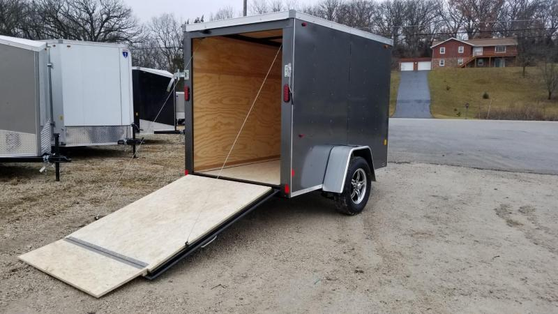 ON ORDER STOCK 31 2020 Interstate 5x8 SFC Enclosed Cargo Trailer 3k