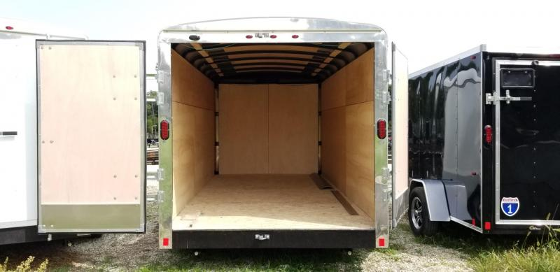 2021 Interstate 7x14 I Series Concession Cargo Trailer 7k
