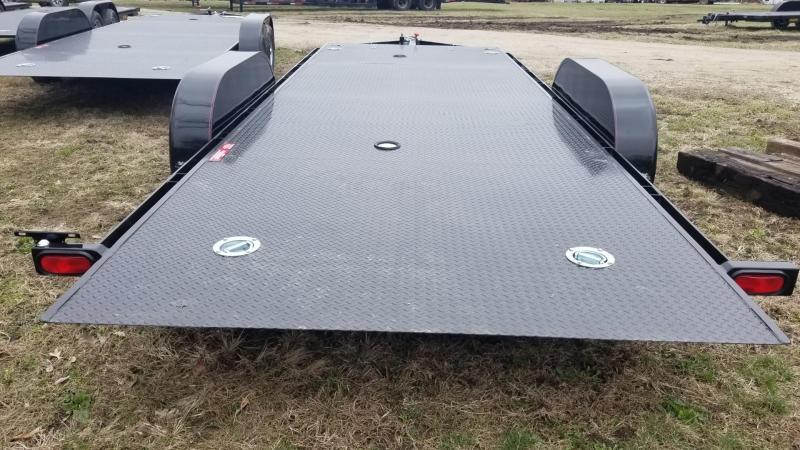 2020 Kwik Load 7x18 Steel Texas Rollback Auto Hauler 7k
