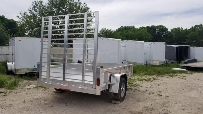 2020 R and R Trailers 6x10 ATP Aluminum Utility Trailer w/Full Ramp 3k