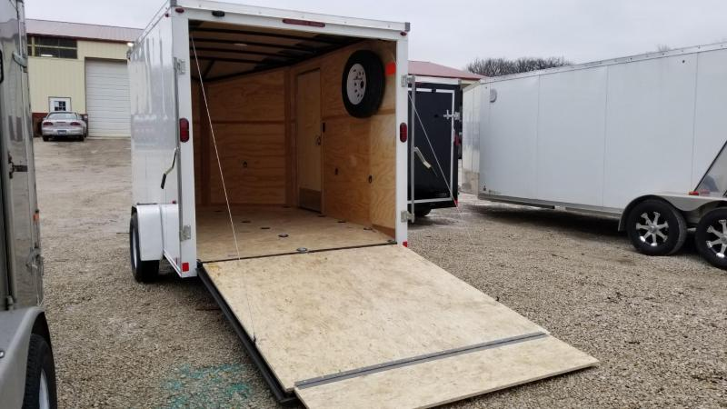 FOR RENT ONLY #2 7x10 Interstate Cargo Trailer