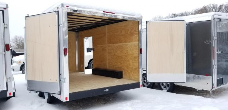 2021 Interstate 8.5x14 STW Enclosed Cargo Trailer 7k