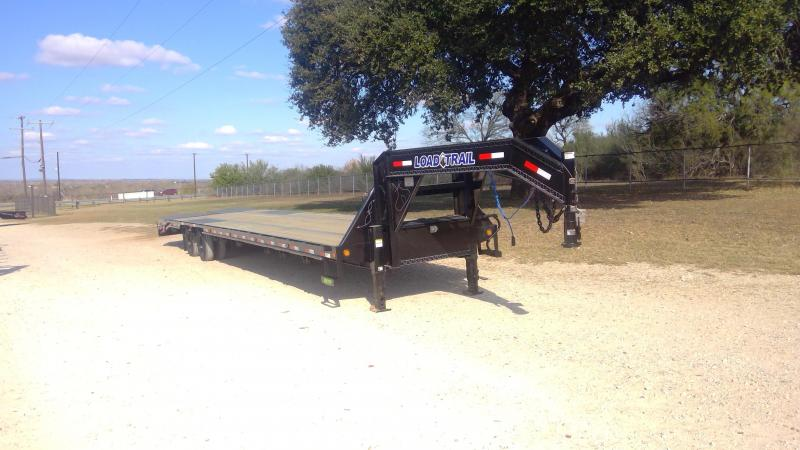 2020 Load Trail 102X35+5 Tandem Dual Flatbed Trailer