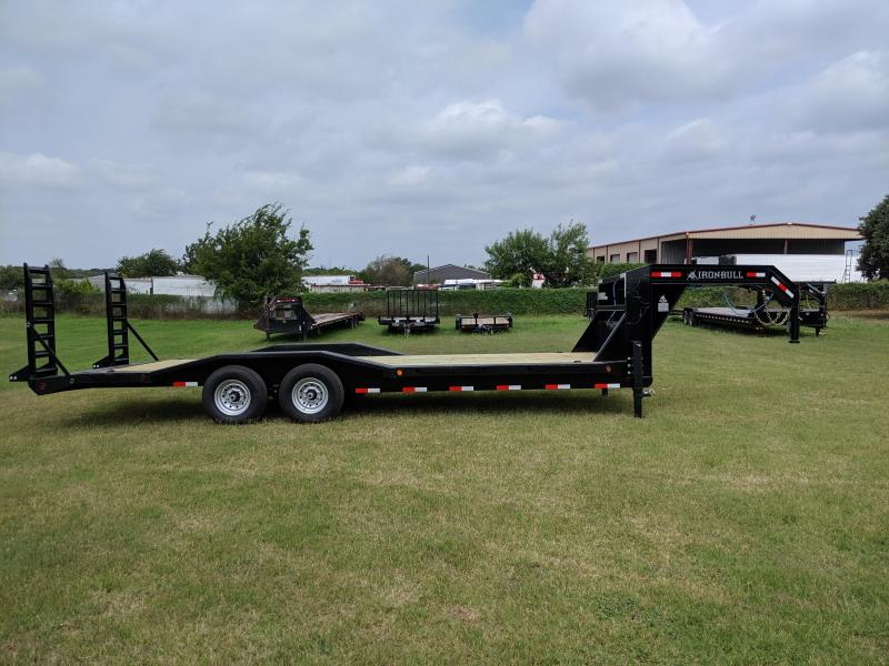 2019 Norstar 102X24 Gooseneck Equipment Trailer