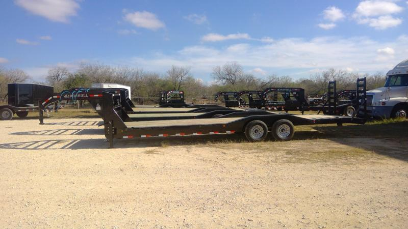 2019 Iron Bull 102X28 Gooseneck Car / Racing Trailer