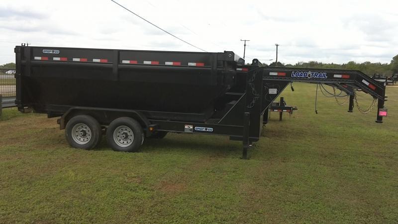 2019 Load Trail 83X14 Gooseneck Drop-N-Go Dump Trailer