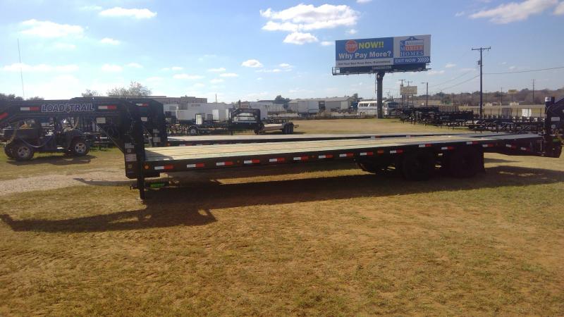 2020 Load Trail 102X27+5 Tandem Dual Flatbed Trailer