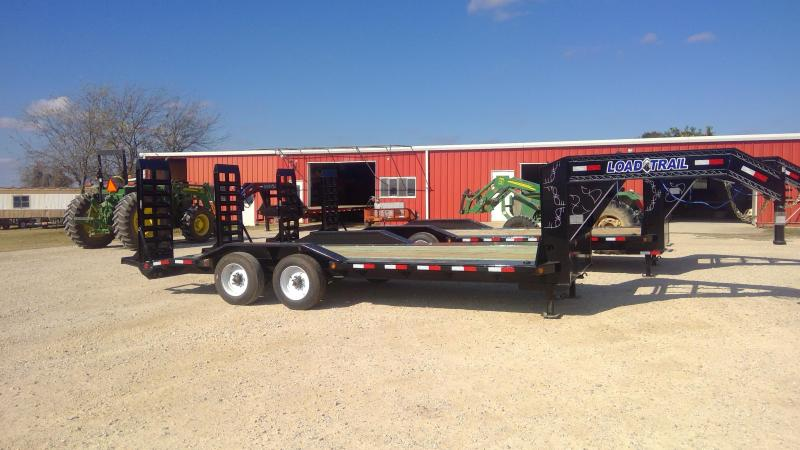 2020 Load Trail 102X20 Gooseneck Equipment Trailer