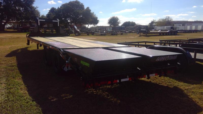 2020 Load Trail 102X20+5 Tandem Dual Flatbed Trailer