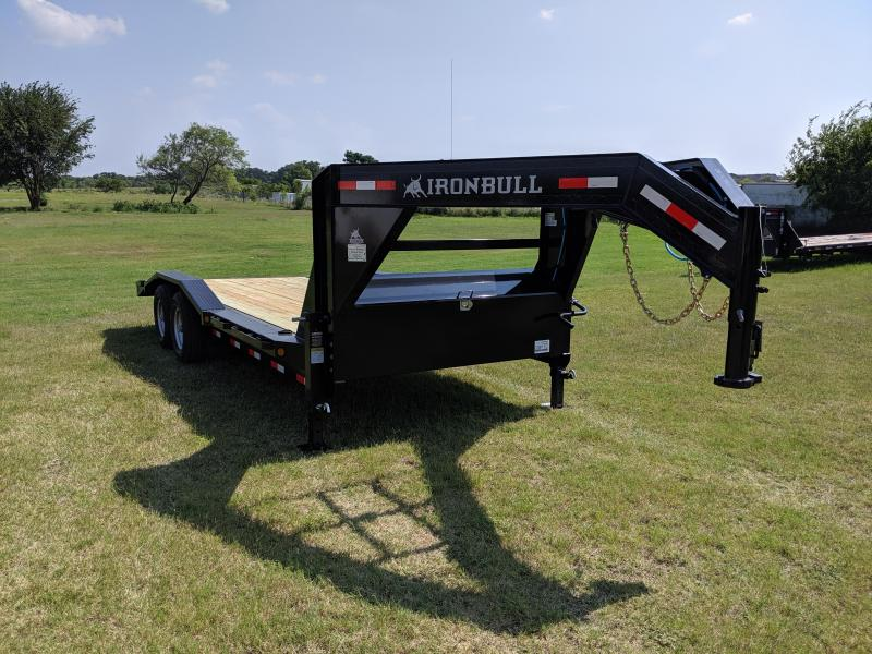 2019 Norstar 102X20 Gooseneck Equipment Trailer
