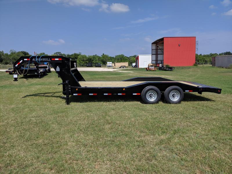2019 Norstar 102X20 Gooseneck Equipment Trailer