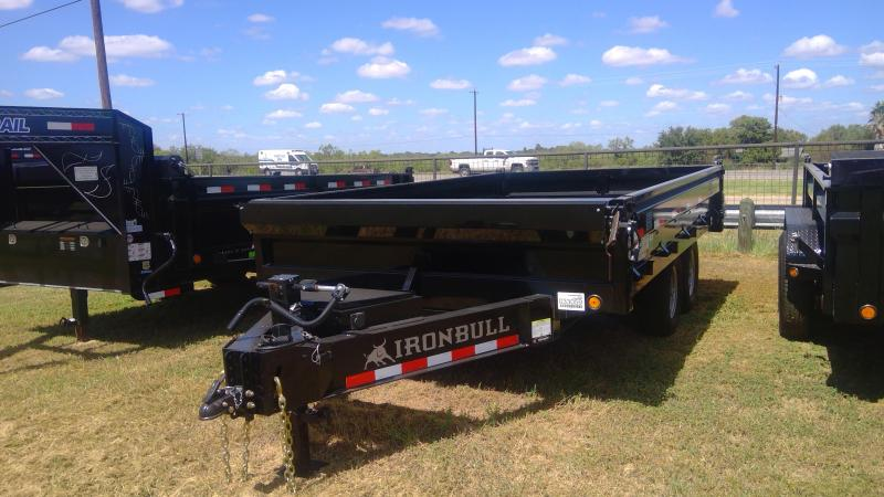 2019 Norstar 96X14 Deck Over Dump Trailer