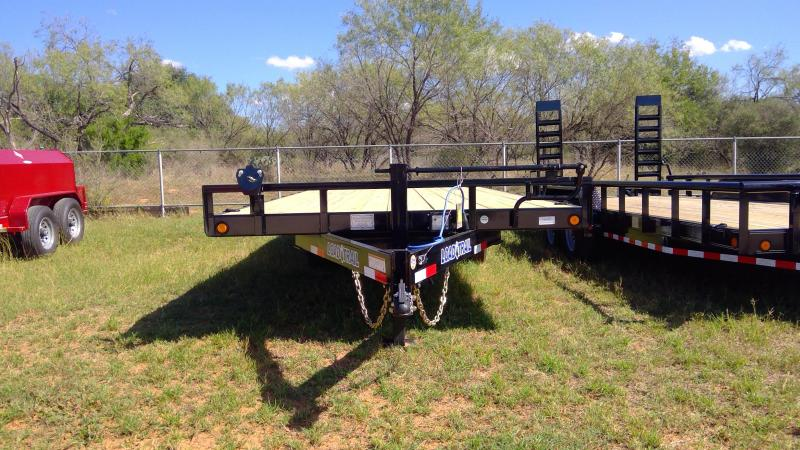 2020 Load Trail 102X20 Deck Over Flatbed Trailer